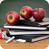 Content Marketing Classroom Supplies Apple Notebooks
